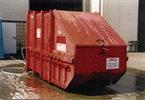 Lösungen für die Containerreinigung
